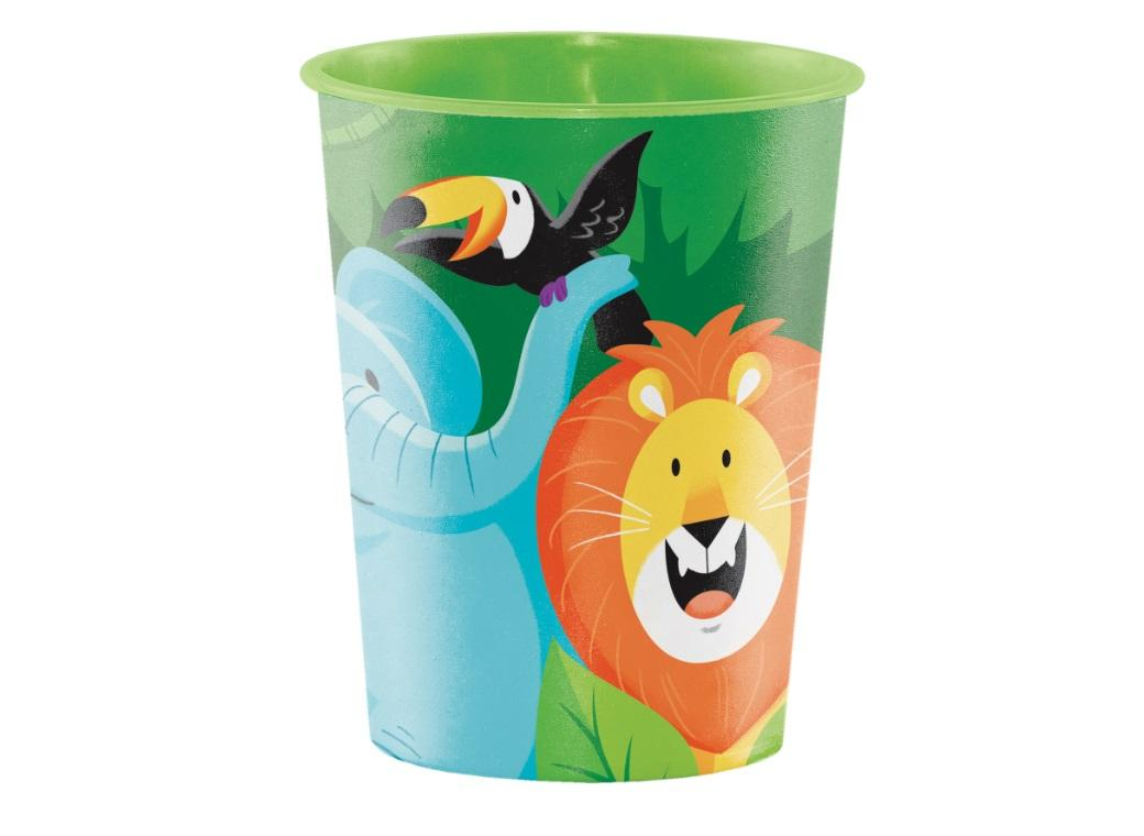Jungle Safari Keepsake Cup