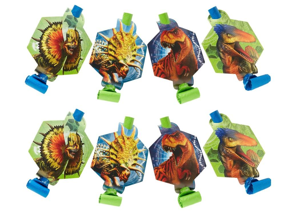 Jurassic World Blowouts 8pk