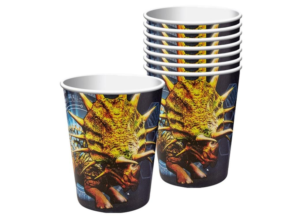 Jurassic World Cups 8pk