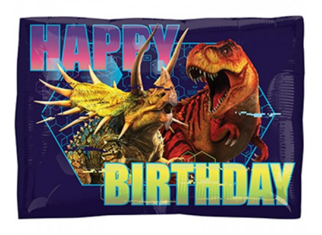Jurassic World HB Foil Balloon