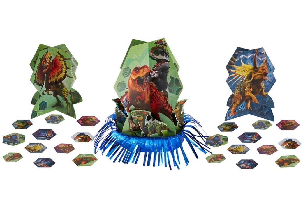 Jurassic World Table Decorating Kit