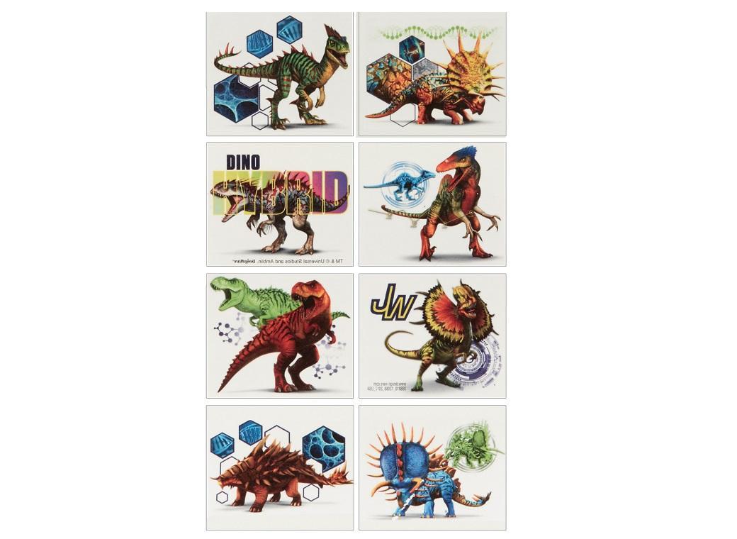 Jurassic World Tattoos