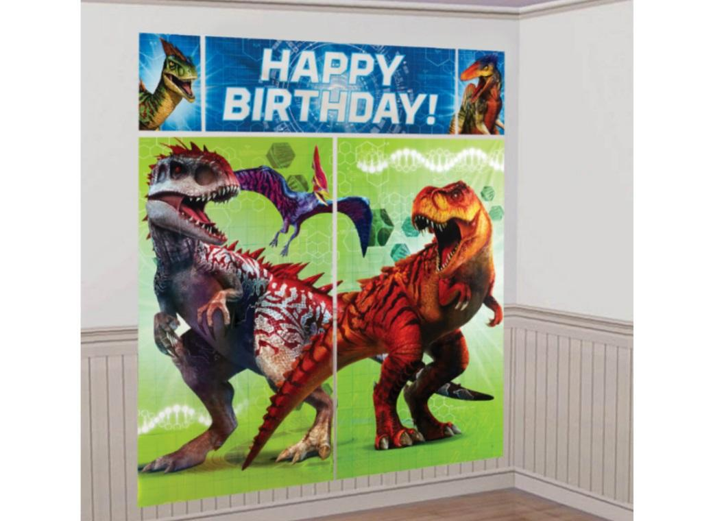 Jurassic World Wall Decorating Kit