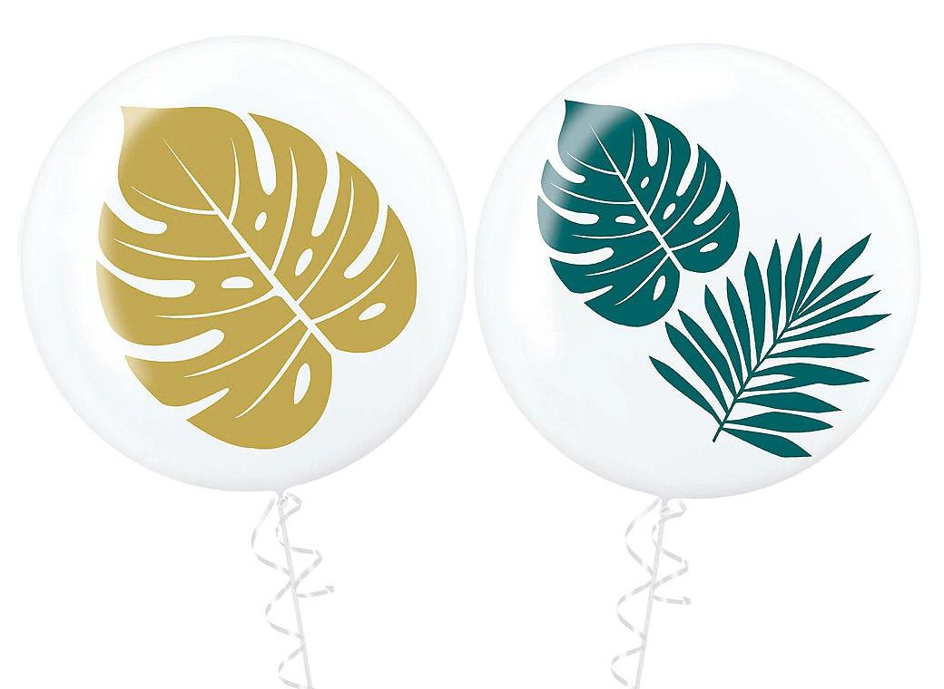 Key West 60cm Balloons 2pk