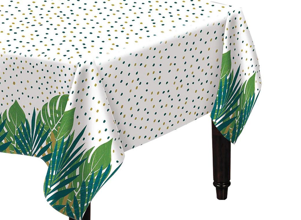 Key West Flannel-Backed Vinyl Tablecover