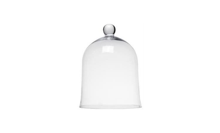 Glass Dome - 23cm