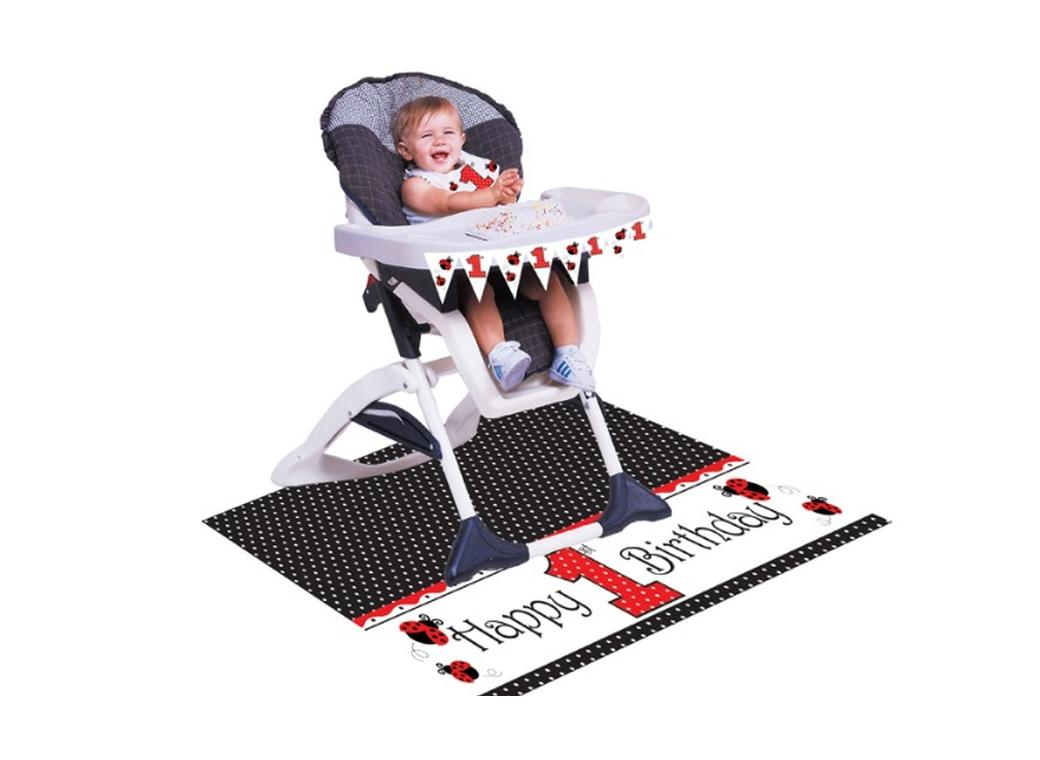 Ladybug Highchair Kit