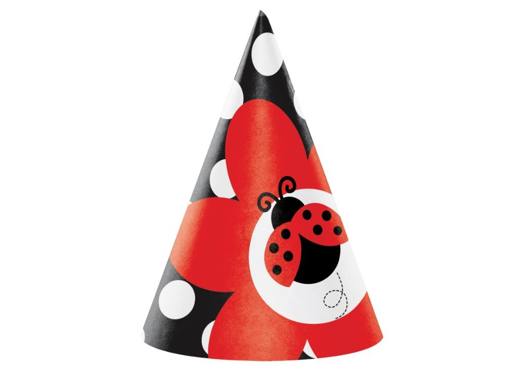 Ladybug Party Hats