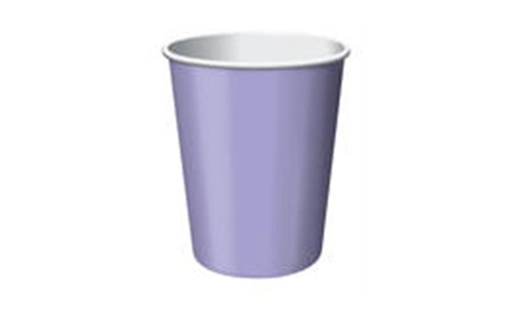 Paper Cups 12pk - Lavender