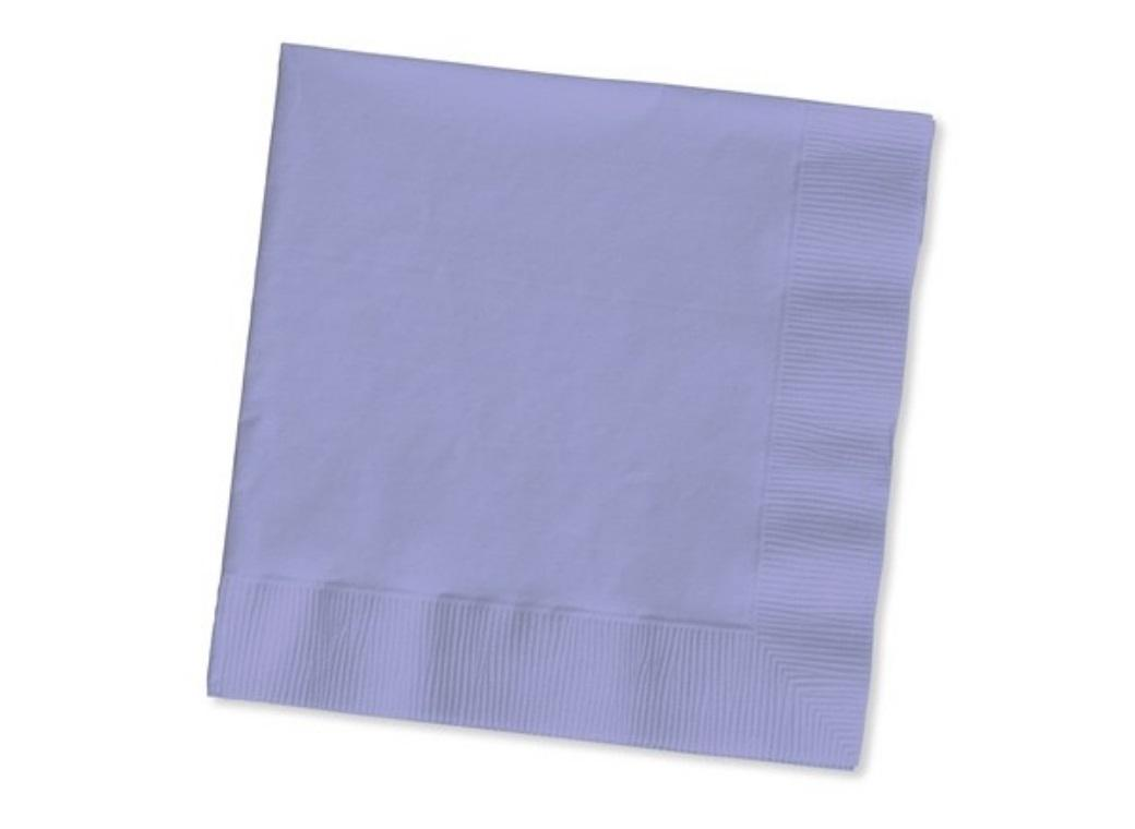 Lavender Lunch Napkins 50pk