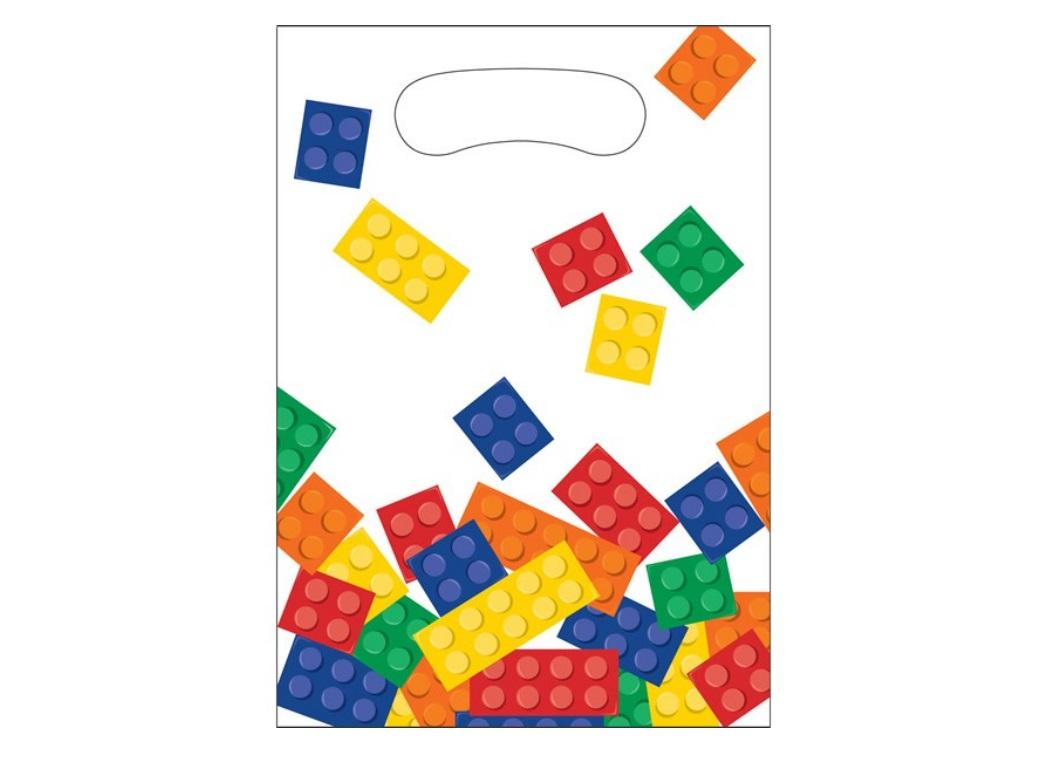 Block Party Loot Bags - 8pk