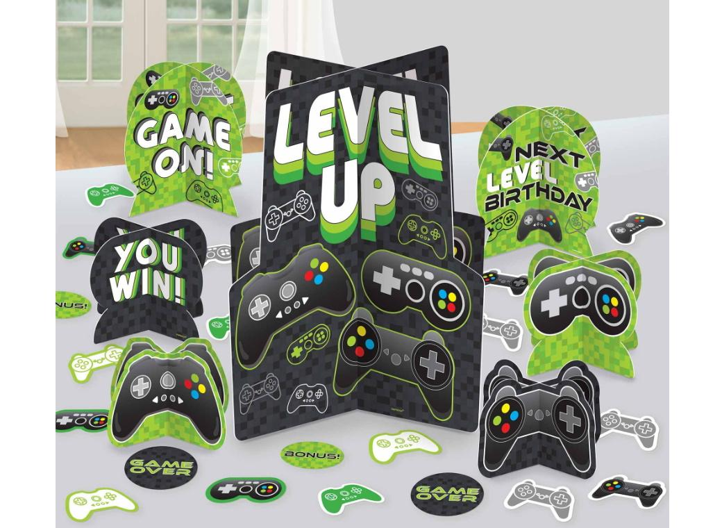 Level Up Table Decorating Kit