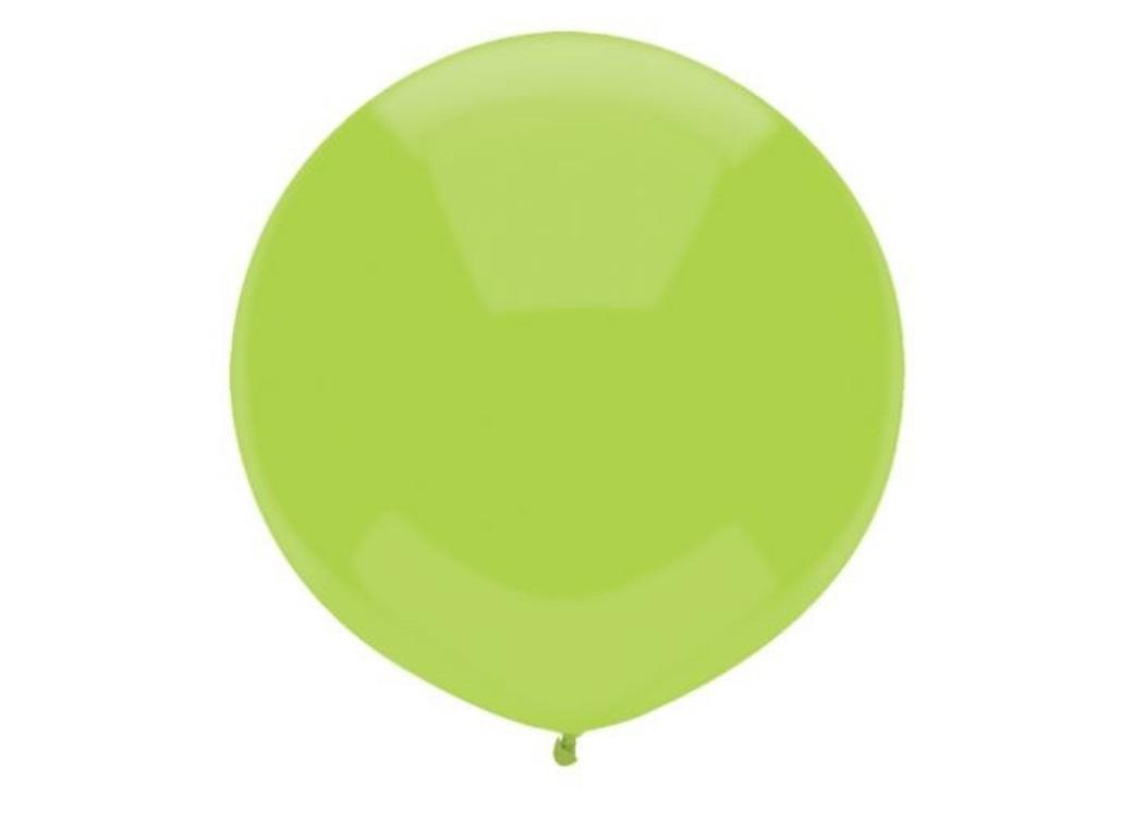 43cm Balloon - Kiwi Lime Green