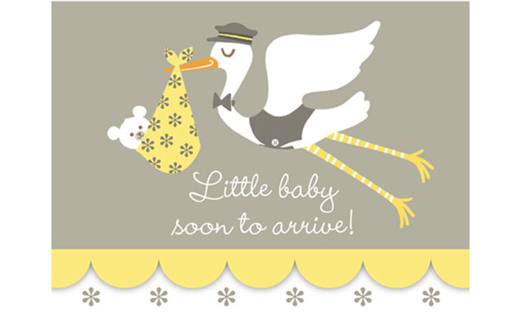 Little Baby Big Love - Invitations 8pk