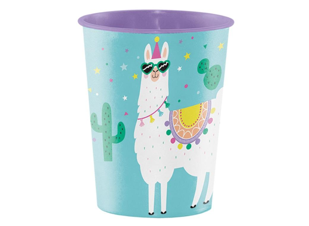 Llama Party Favour Cup