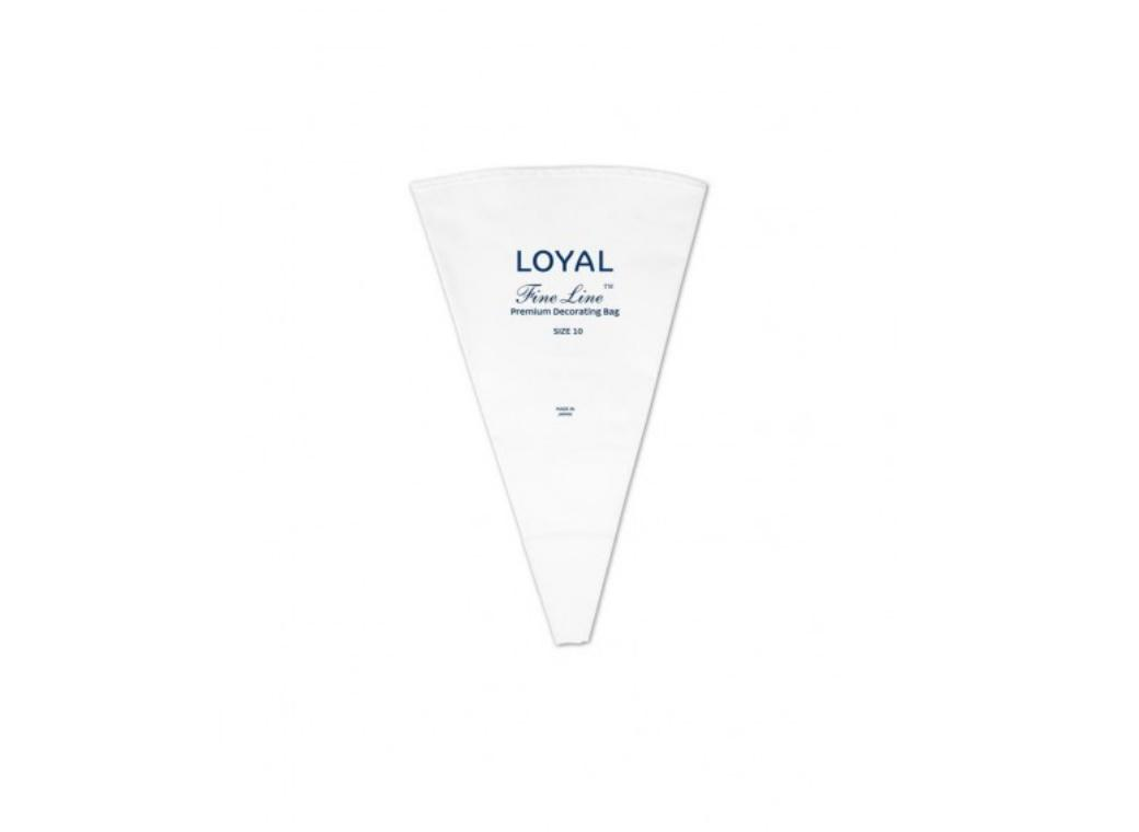 LOYAL Fine Line Premium Piping Bag - Size 10