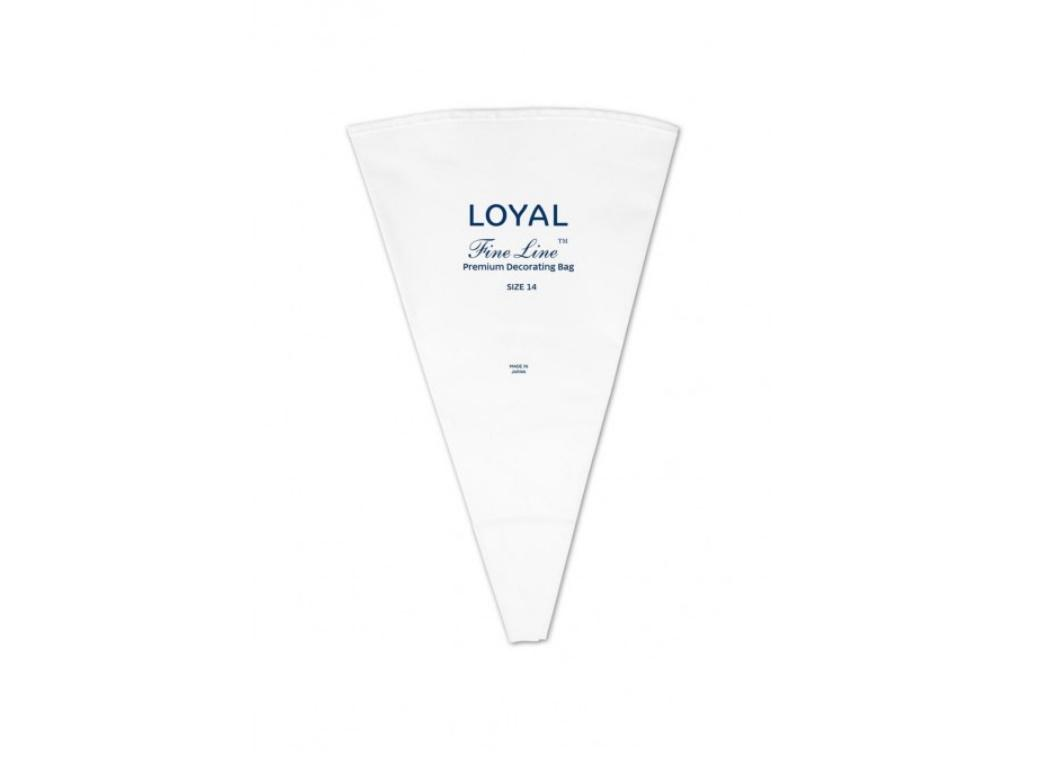 LOYAL Fine Line Premium Piping Bag - Size 14