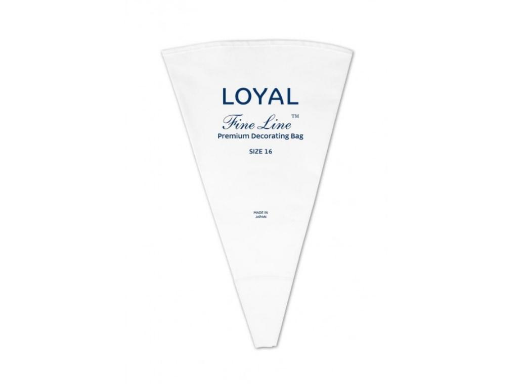 LOYAL Fine Line Premium Piping Bag - Size 16
