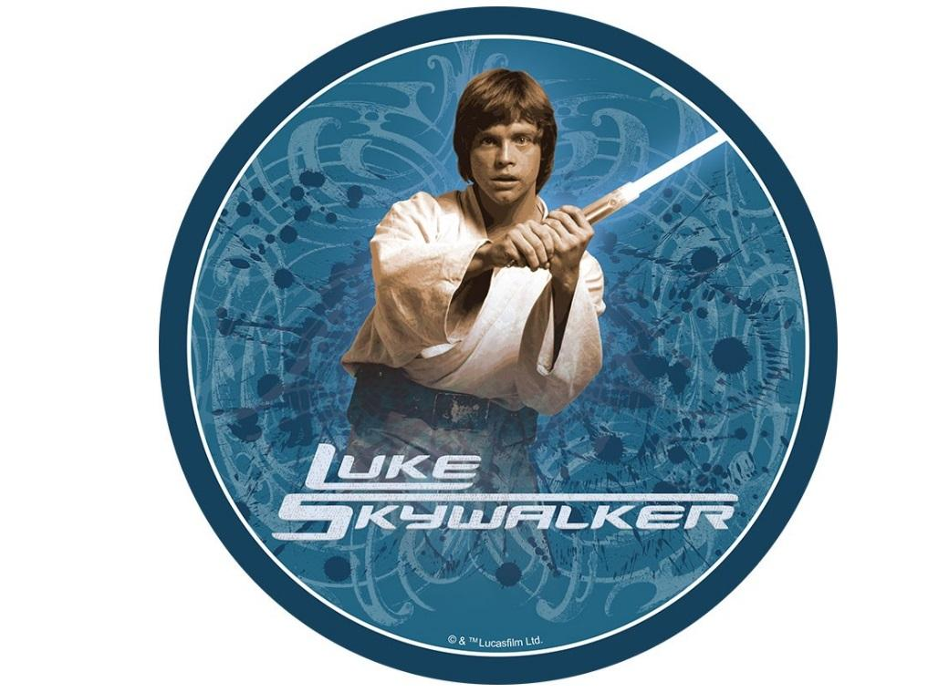 Edible Icing Image - Luke Skywalker
