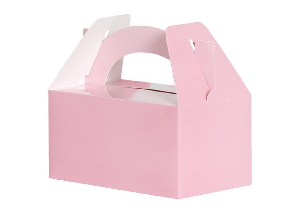 Lunch Boxes 5pk Classic Pink