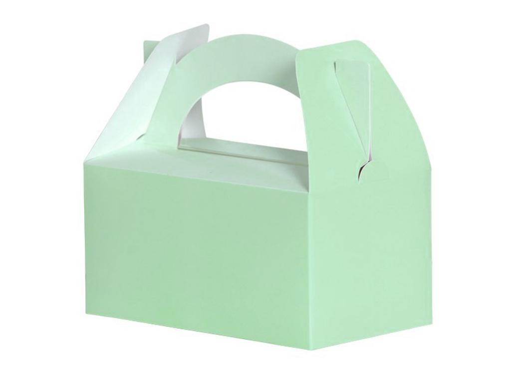 Lunch Boxes 5pk Mint Green