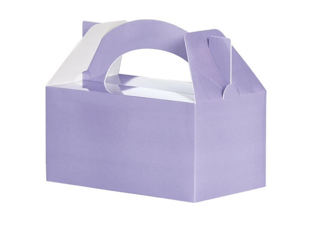 Lunch Boxes 5pk Pastel Lilac
