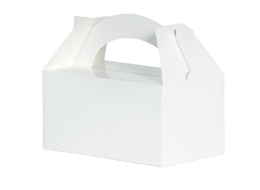 Lunch Boxes 5pk White