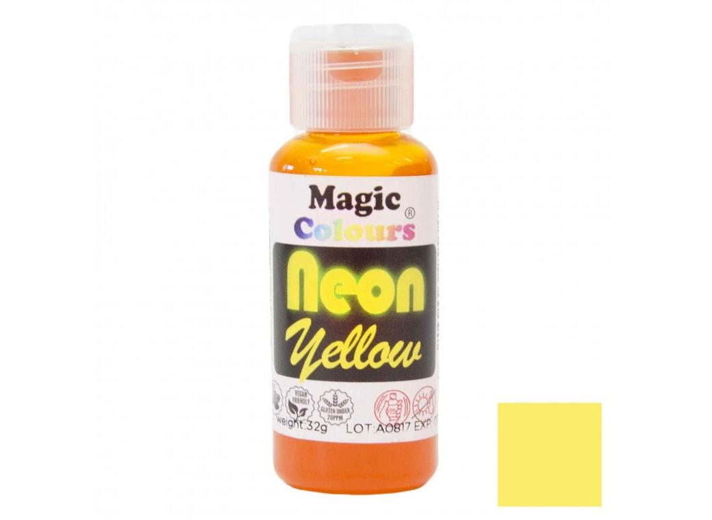 Magic Colours Neon Yellow