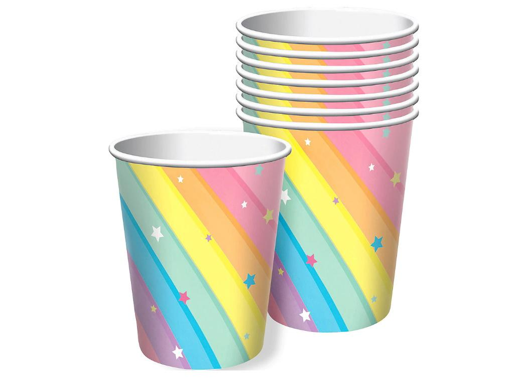Magical Rainbow Cups 8pk