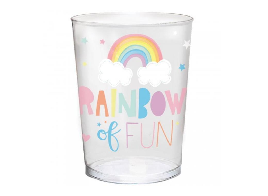 Magical Rainbow Favour Cup
