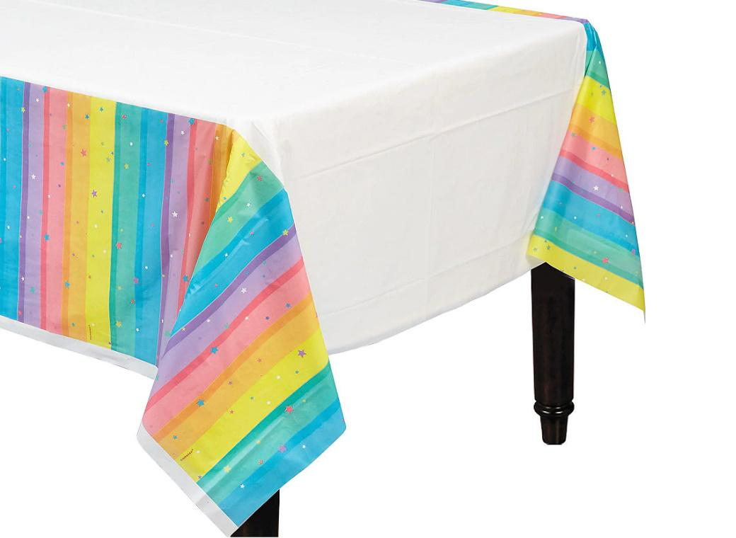 Magical Rainbow Table Cover
