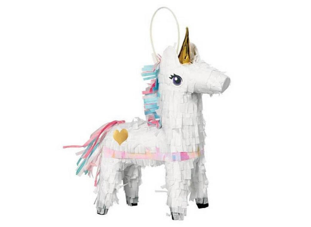 Magical Unicorn Mini Pinata Decoration