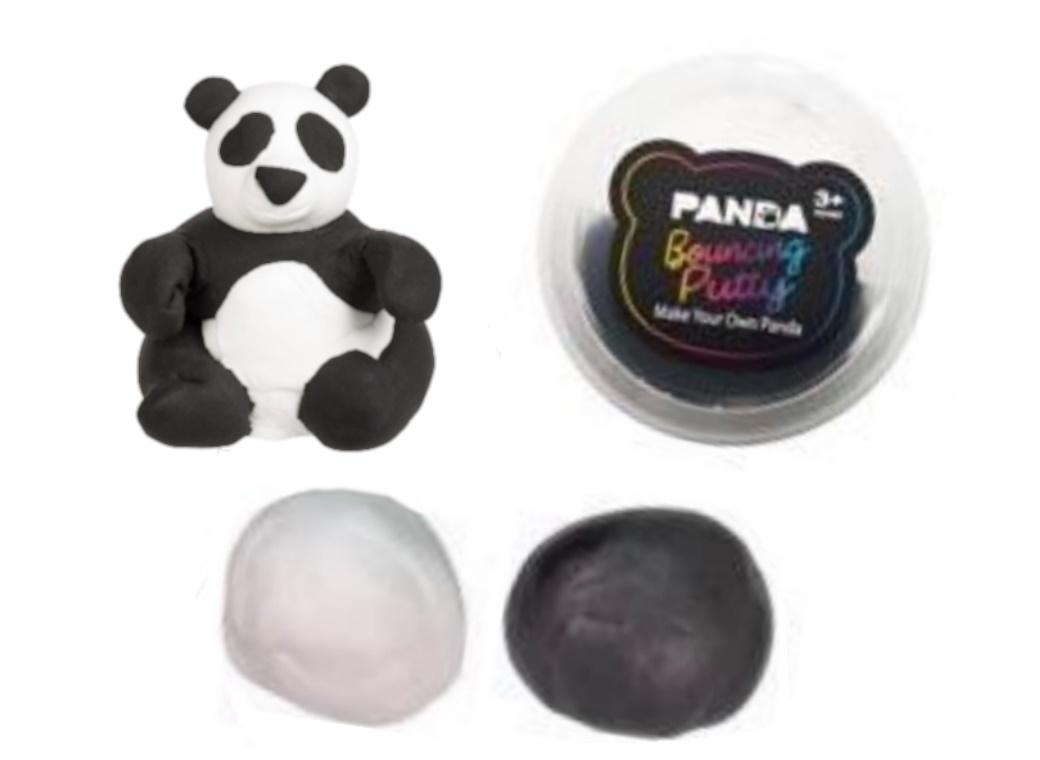 Make Your Own Panda Putty