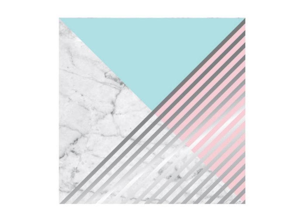 Marble Party Napkins - 10pk