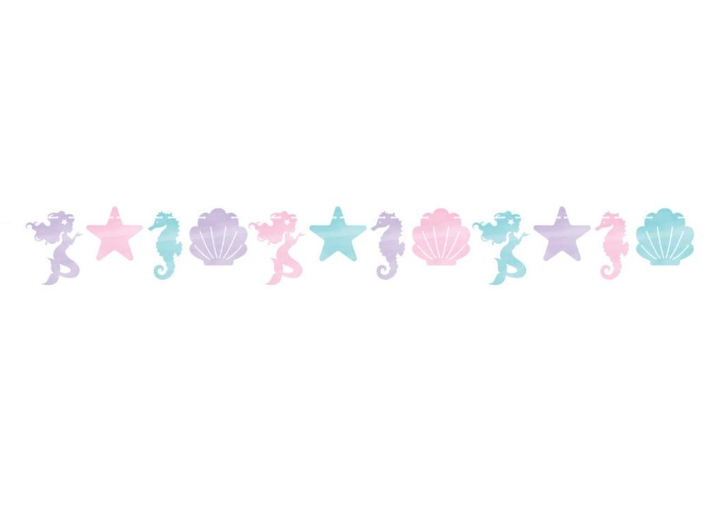 Mermaid Shine Garland