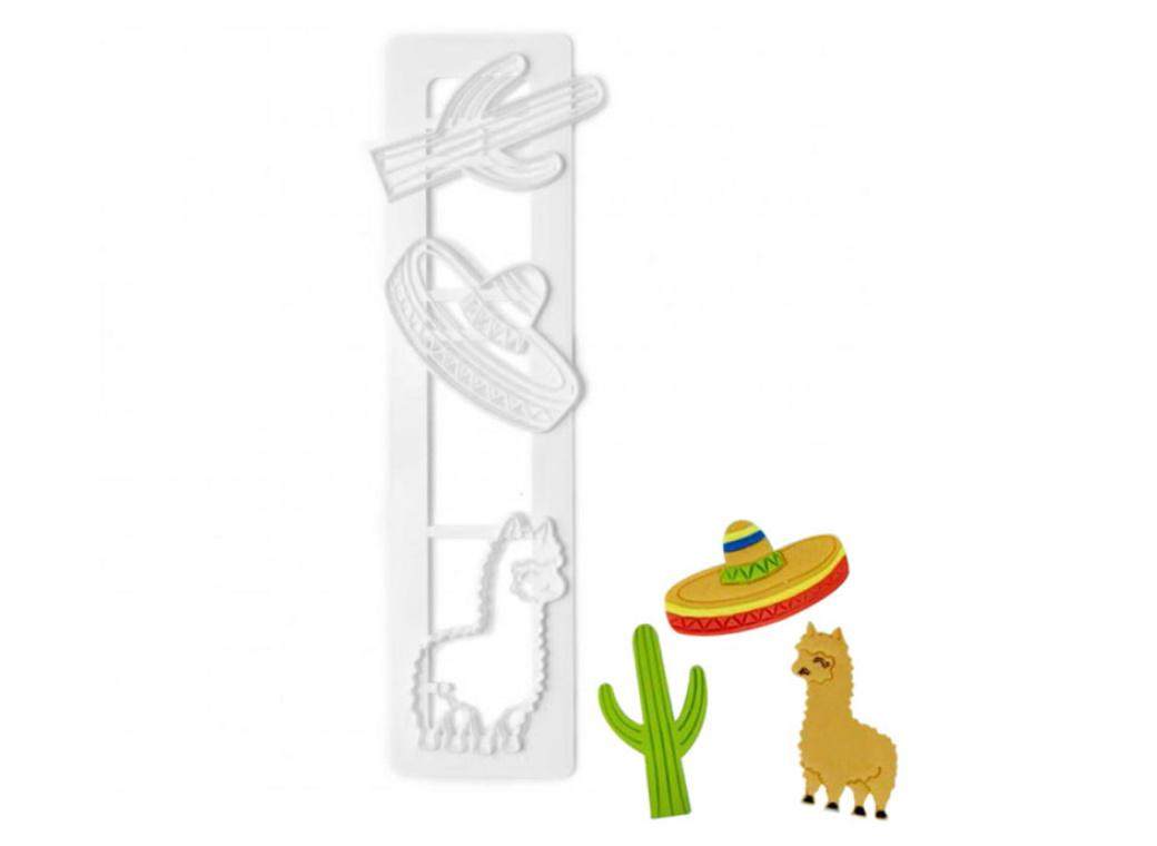 Impression Cutter Set - Mexican