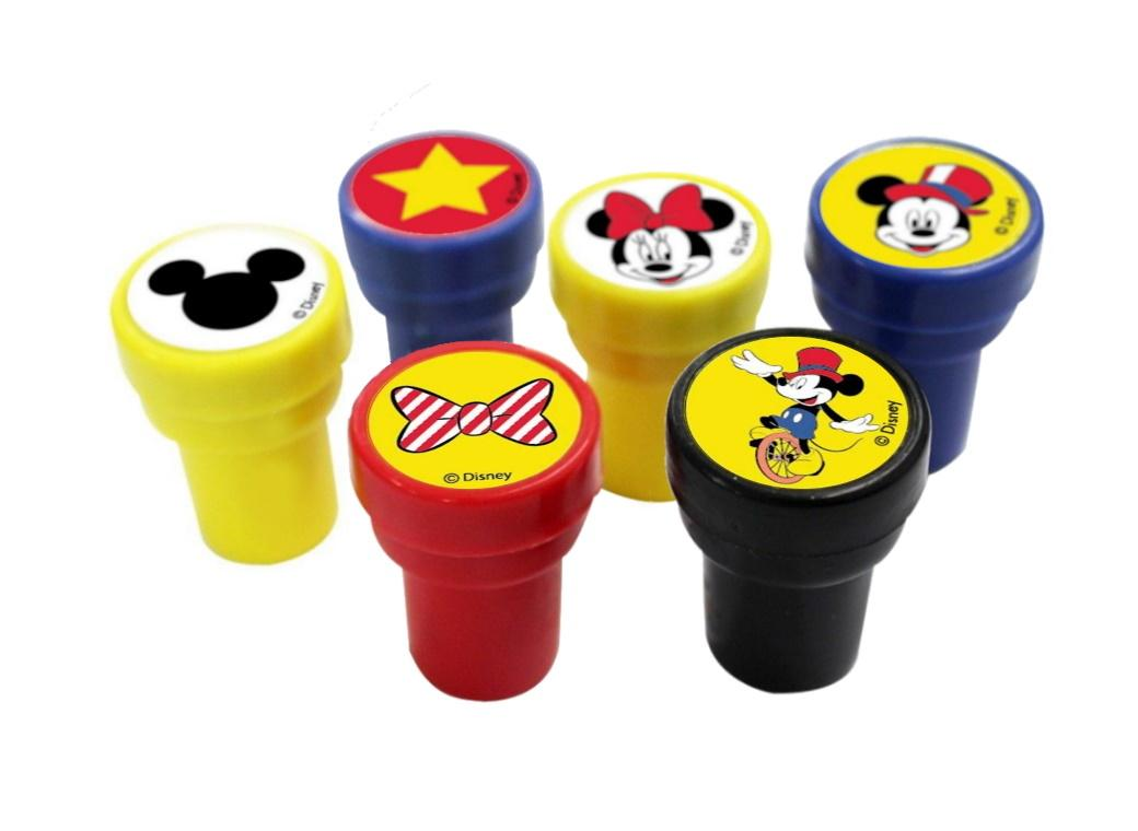 Mickey Carnival Stampers 6pk