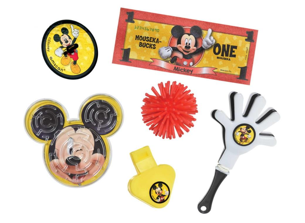 Mickey Mouse Mega 48pce Favour Pack