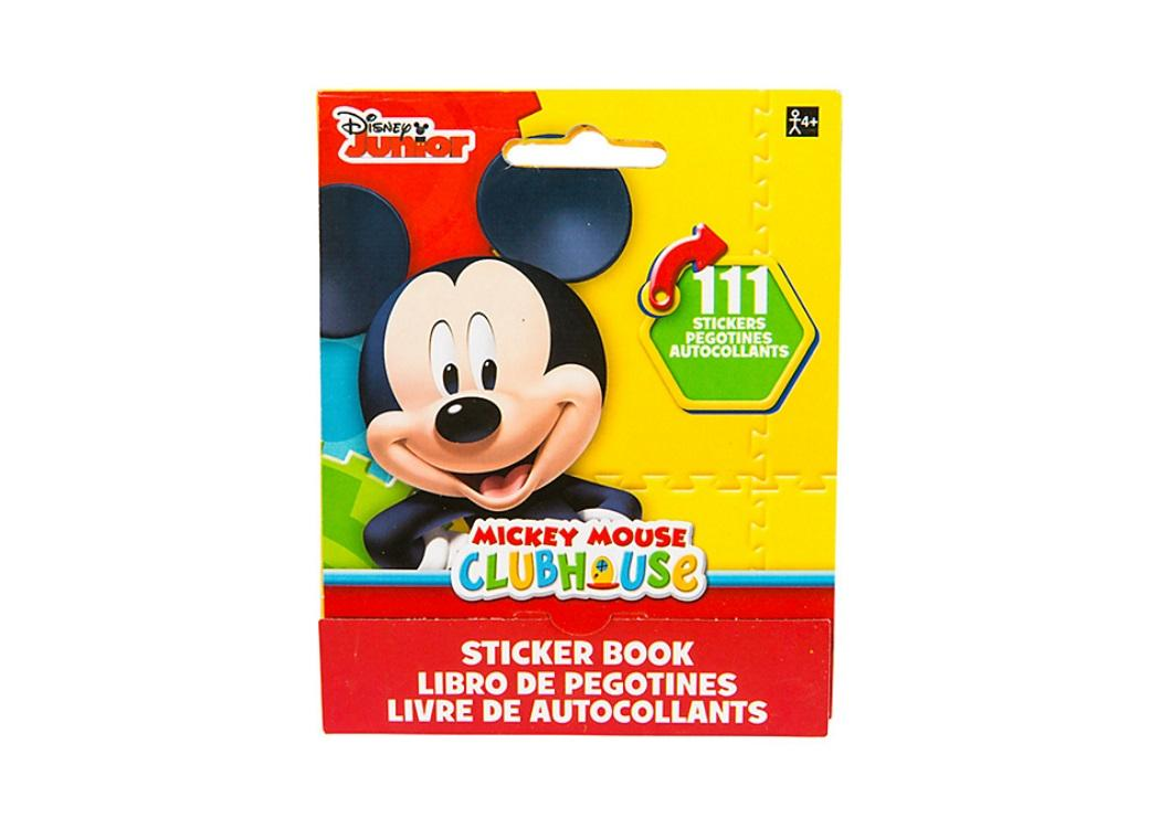 Mickey Mouse Sticker Book