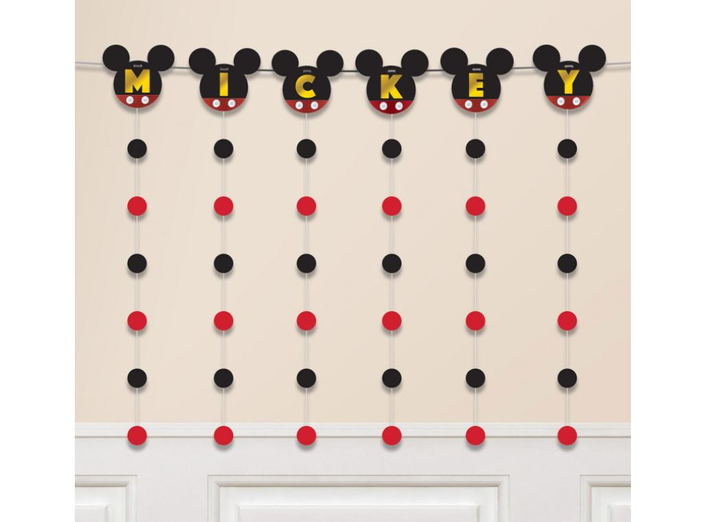 Mickey Mouse Forever String Garland Kit