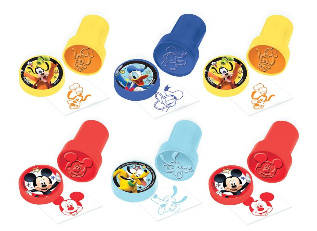 Mickey Mouse Stampers 6pk