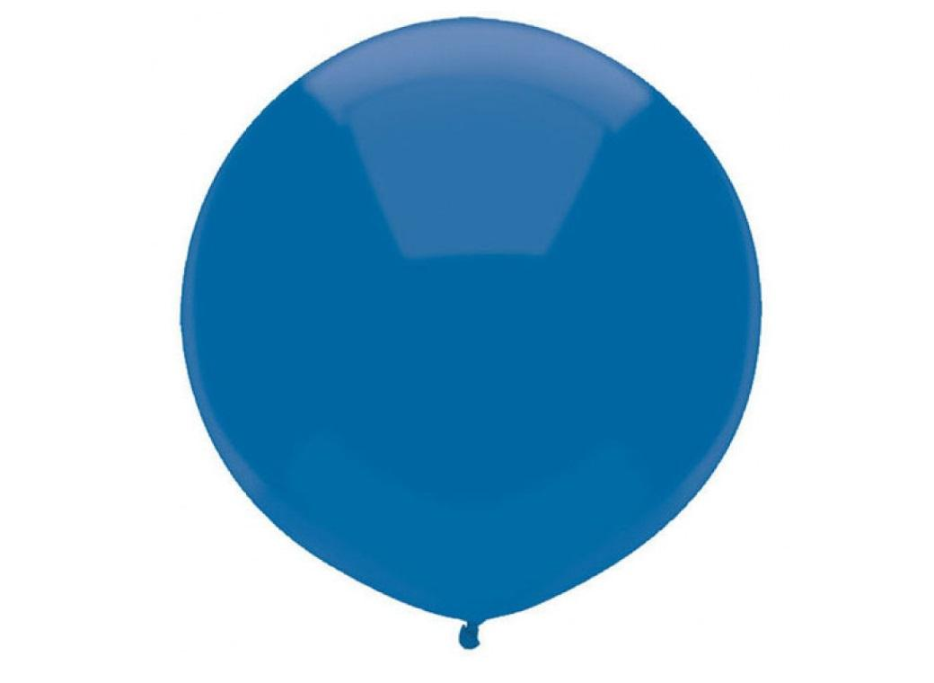 43cm Balloon - Midnight Blue