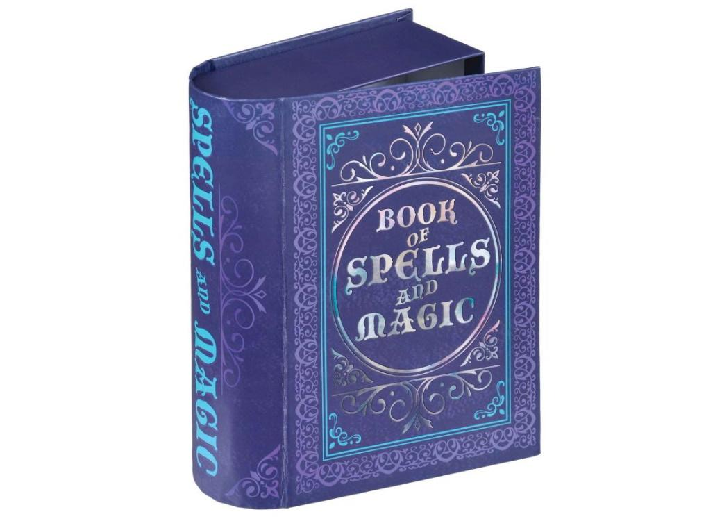 Midnight Mayhem Book of Spells Box