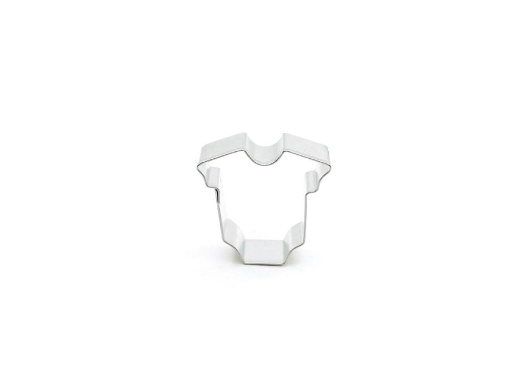 Mini Cookie Cutter - Baby Bodysuit