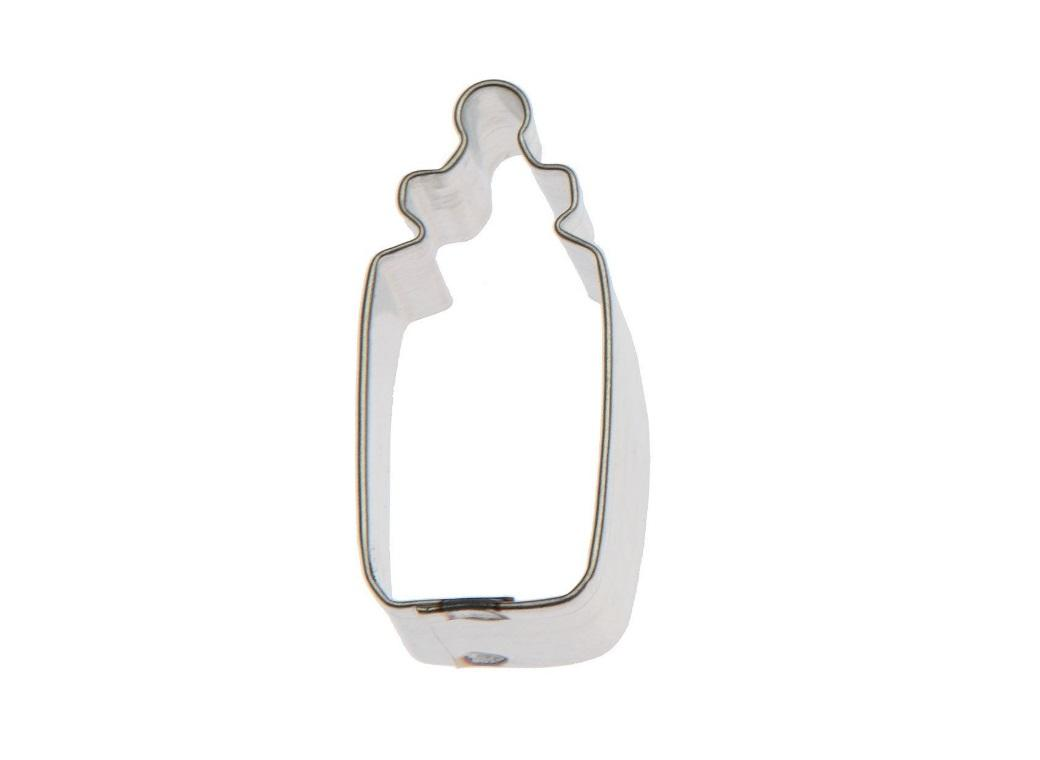 Mini Cookie Cutter - Baby Bottle