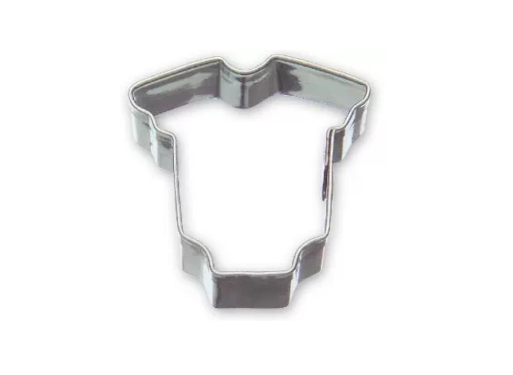 Mini Cookie Cutter - Baby Onesie