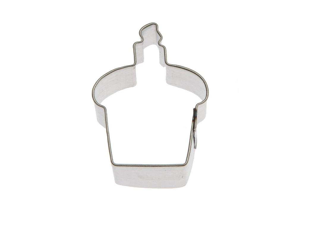 Mini Cookie Cutter - Cupcake