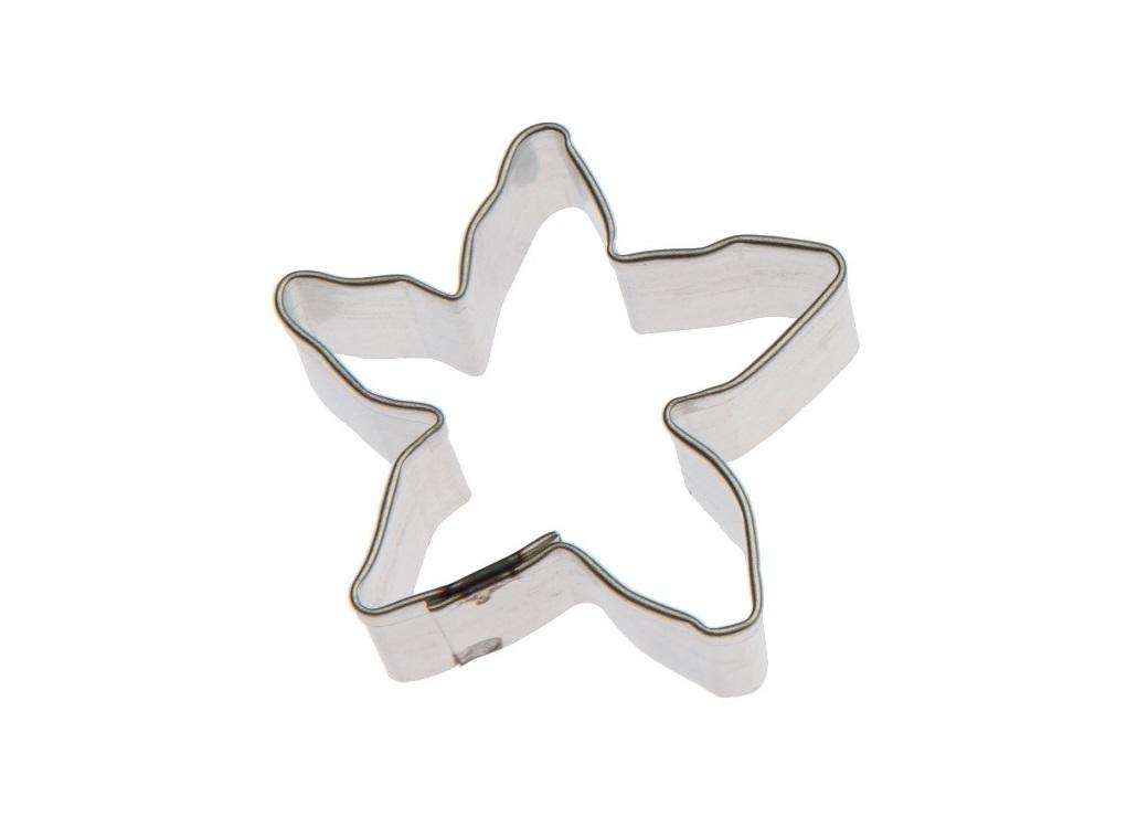 Mini Cookie Cutter - Starfish