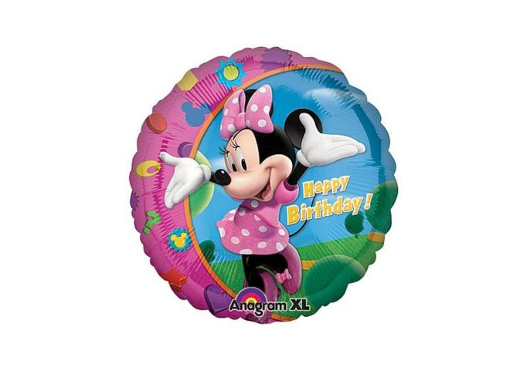 Minnie Mouse Foil Balloon