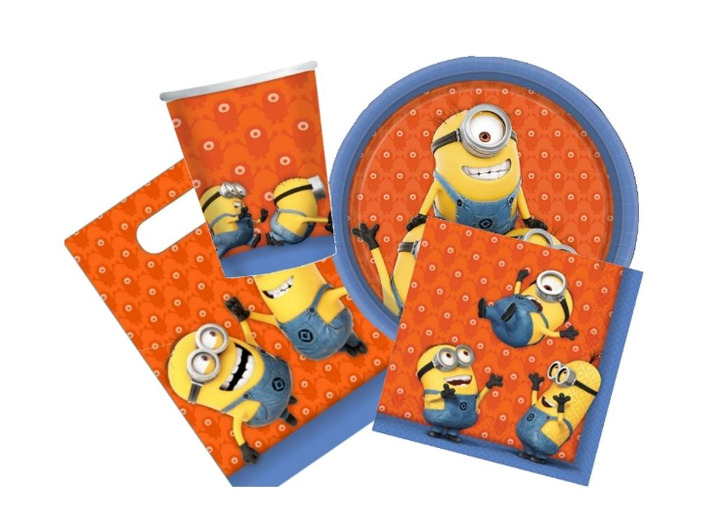 Minions Party Pack - 40pce